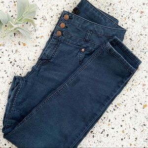 FIRE LOS ANGELES   Wedgie High-Waisted Jeans